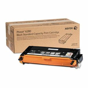 Xerox 106R01391 Toner Cartridge, 3000 Page-Yield, Black (XER106R01391)