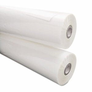 "Gbc HeatSeal Nap-Lam Roll I Film, 1.5 mil, 25"" x 500 ft., 2 per Box (GBC3000004)"