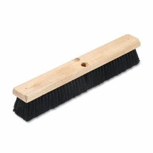 "Boardwalk Floor Brush Head, 2 1/2"" Black Tampico Fiber, 18"" (BWK20218)"
