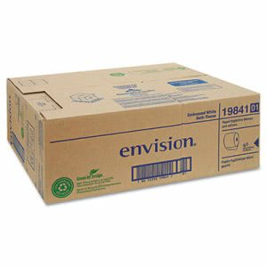 Envision Standard 1-Ply Toilet Paper Rolls, 40 Rolls (GPC1984101)