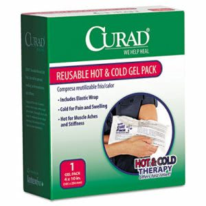 Curad Reusable Hot & Cold Pack, w/Protective Cover, 1 each (MIICUR959)