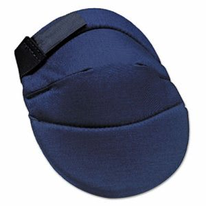 Allegro Deluxe Soft Knee Pads, Blue (ALG6998)