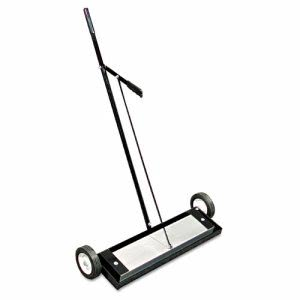 The Magnet Source Magnetic Floor Sweeper, With Release, 24in (MGCMFSM24RX)
