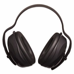 Moldex Z2 Multi-Position Earmuffs, NRR 25, Over The Head (MLX6201)