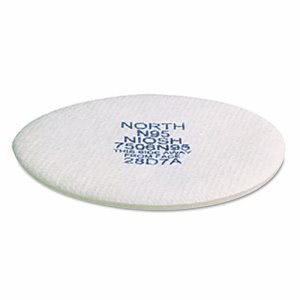 North Safety N95 Non Oil Particulate Filter (NSP7506N95)