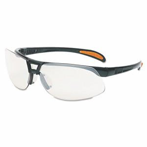 Uvex Protege Safety Glasses, Ultra Dura Coat SCT Lens (UVXS4202)