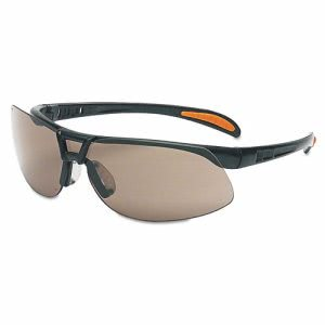 Uvex Protege Safety Glasses, Ultra Dura Coat Gray Lens (UVXS4201)