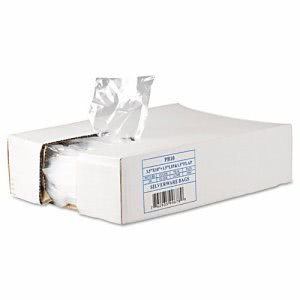 Inteplast Group Get Reddi Silverware Bags, 0.70 Mil, Clear (IBSPB10)