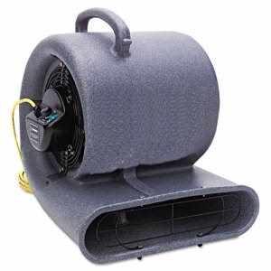 Eagle 3 Speed Portable Air Mover, 1/2 HP Motor (EAG 1150)