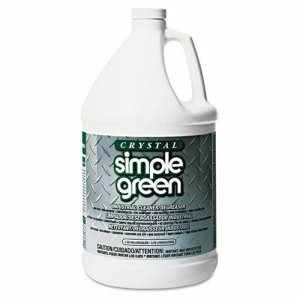 Crystal Simple Green Industrial Strength Cleaner/Degreaser, 6/1 Gal (SMP 19128)