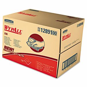 Wypall X90 All Purpose Industrial Cloths, 136 Cloths (KCC 12891)