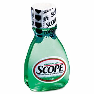Scope 05112 Mouthwash, Mint, 180 Bottles (PGC05112)