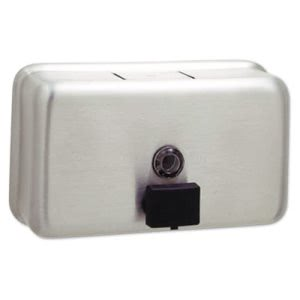 Classic Series Surface-Mounted Soap Dispenser, 1 Each (BOB 2112)