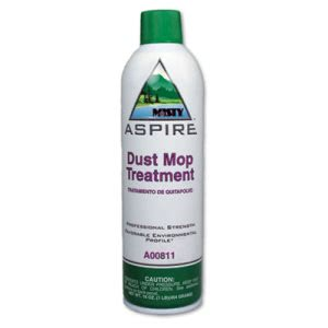 Misty Aspire Dust Mop Treatment, 12 Cans (AMRA81120)