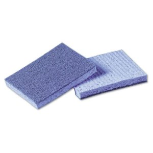 Scotch-Brite Soft Scour Scrub Sponge, 40 Sponges(MMM9489)