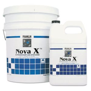 Franklin Nova X UHS Star-Shine Floor Wax, 4 Gallons (FKLF465222)