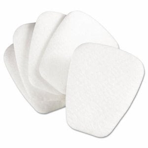 3M Particulate Respirator Filter, For N95 Mask, 10 Filters (MCO 46464)