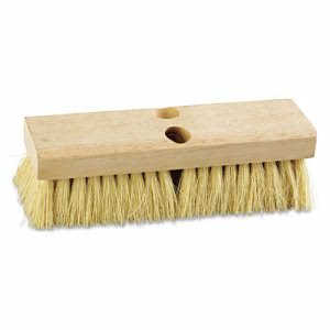 "Boardwalk 10"" Tampico Deck Brush Head (BWK 3210)"