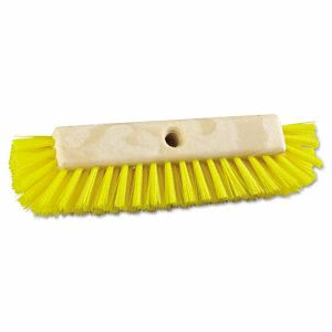Boardwalk Dual Surface Polypropylene Scrub Brush Head, 1 Each (BWK 3410)