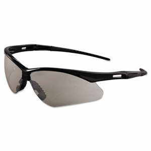 Jackson Safety* Nemesis Safety Glasses, Black Frame, I/O Lens (KCC25685)
