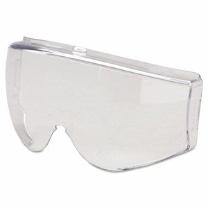 Uvex Stealth Safety Goggle Replacement Lenses, Clear Lens (UVX S700C)