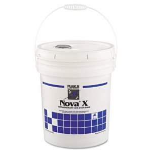Franklin Nova X Extraordinary UHS Star-Shine Floor Wax, 5 Gal Pail (FRK F465226)
