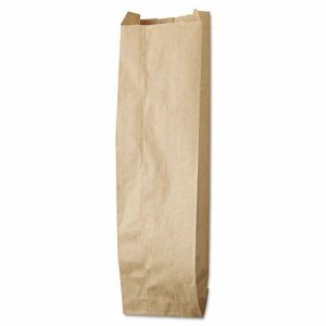 General Paper Bag, 35-Pound Base Weight, Brown Kraft, 500 Bags (BAGLQQUART500)