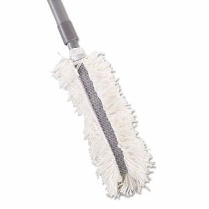 "Rubbermaid Commercial HiDuster Overhead Duster, 61-102"" Handle (RCPT13000GY)"