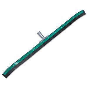 "36"" Curved Aquadozer Heavy-Duty Floor Squeegee (UNG FP90C)"