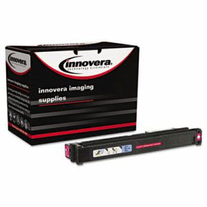 Innovera Remanufactured CE400X (M551) Toner, 11000 Yield, Black (IVRE400X)