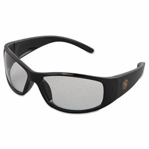 Smith & Wesson Elite Clear Safety Glasses with Anti-Fog Lens (KCC 21302)