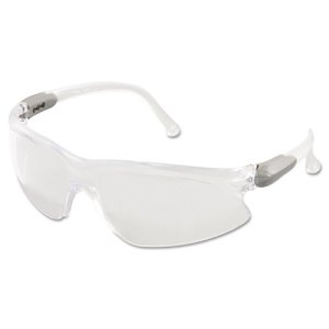 Jackson Safety V20 Visio Safety Eyewear, Clear (KCC 14470)