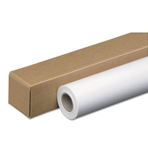 "Pm Wide-Format Inkjet Roll, 48 lbs., 2"" Core, 24"" x 100 ft, White (PMC46124)"