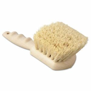 Boardwalk Utility Brush, Tampico Bristles, White (BWK 4208)