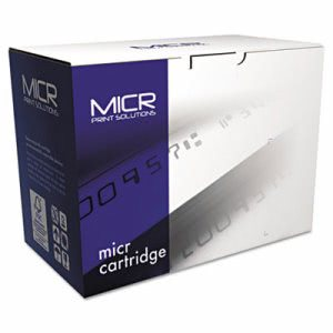 Micr Compatible  (85) MICR Toner, 1600 Page-Yield, Black (MCR85AM)