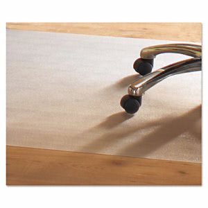 Mammoth Office Products PVC Chair Mat for Hard Floors, Clear (MPVV4660RHF)