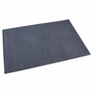 "Rely-On Olefin Indoor Wiper Mat, Charcoal, 48""x72""  (CRO GS46 CHA)"
