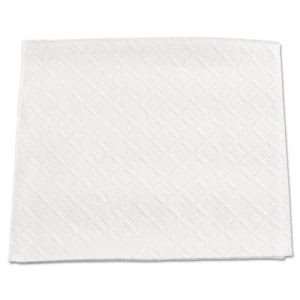 Boardwalk Beverage Napkins, White, 4,000 Napkins (BWK 8317)