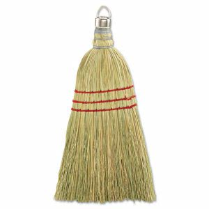 Corn Whisk Broom - 12 brooms per case (UNS 951WC)