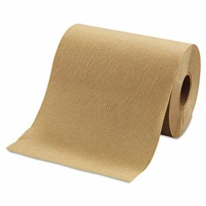 Morcon 350 ft Brown Hard Roll Paper Towels, 12 Rolls (MORR12350)