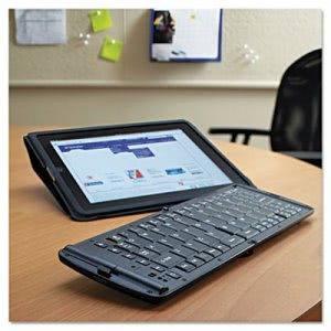 Verbatim Bluetooth Mobile Folding Keyboard 2, Black (VER97537)