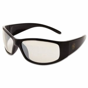 Smith & Wesson Elite Safety Eyewear, Black Frame, Indoor/Outdoor Lens (SMW21306)