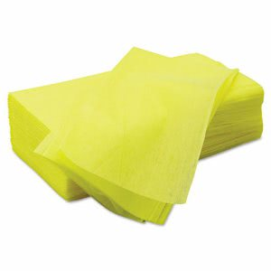 Chix Masslinn Dust Cloths, Yellow, 150 Dust Cloths (CHI 8673)