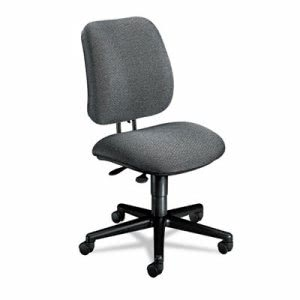 Hon 7700 Series Multi-Task Swivel chair, Gray (HON7703AB12T)