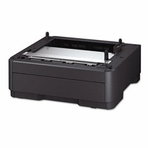 Oki Second Paper Tray for B400, 530 Sheets, Black (OKI44575704)