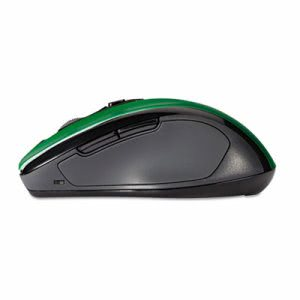 Kensington Fit Mid-Size Wireless Mouse, Right, Windows, Green (KMW72424)