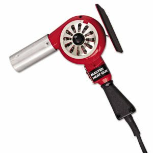 Master Appliance Heavy-Duty Heat Gun, 120V, 14 Amp, 500°F to 750°F (MRAHG501A)
