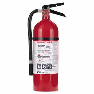 Kidde Pro Series Fire Extinguisher, 4LB (KDD 21005779)