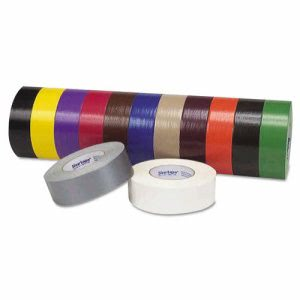 "Shurtape Light Industrial Grade Duct Tape, 2"" x 60yd, Silver (SHUPC6182)"