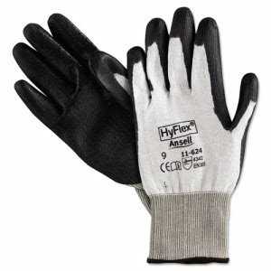 Ansellpro HyFlex Dyneema Cut-Protection Gloves, 12 pairs, Size 9 (ANS116249)